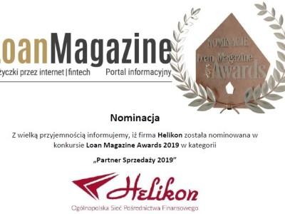 nominacja LM